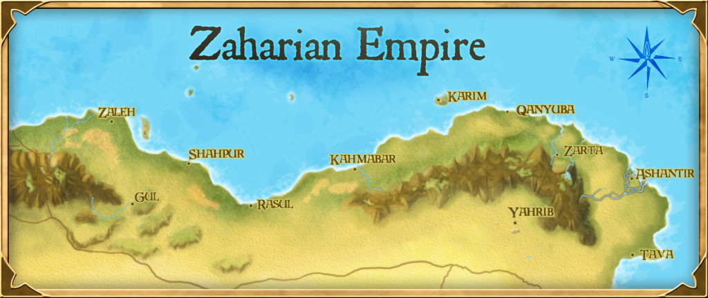 The Zaharian Empire