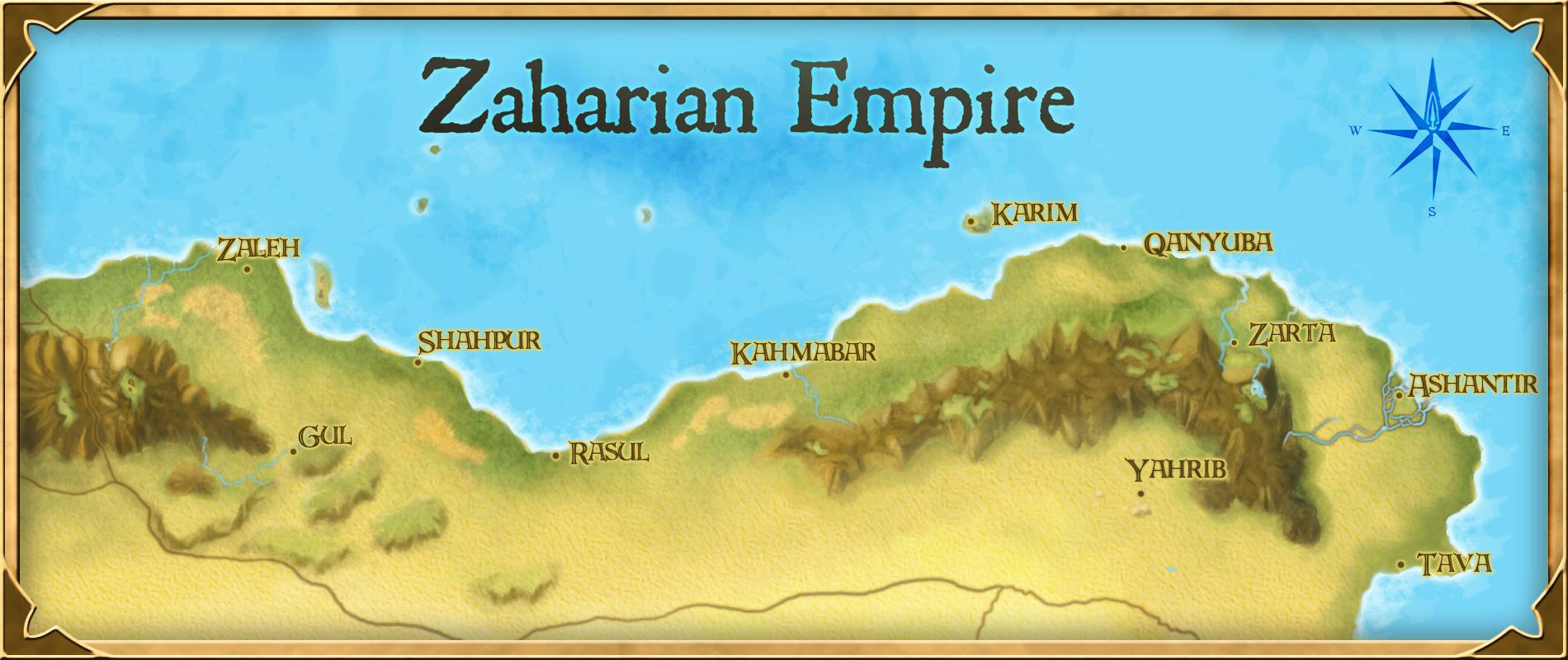 The Zaharian Empire