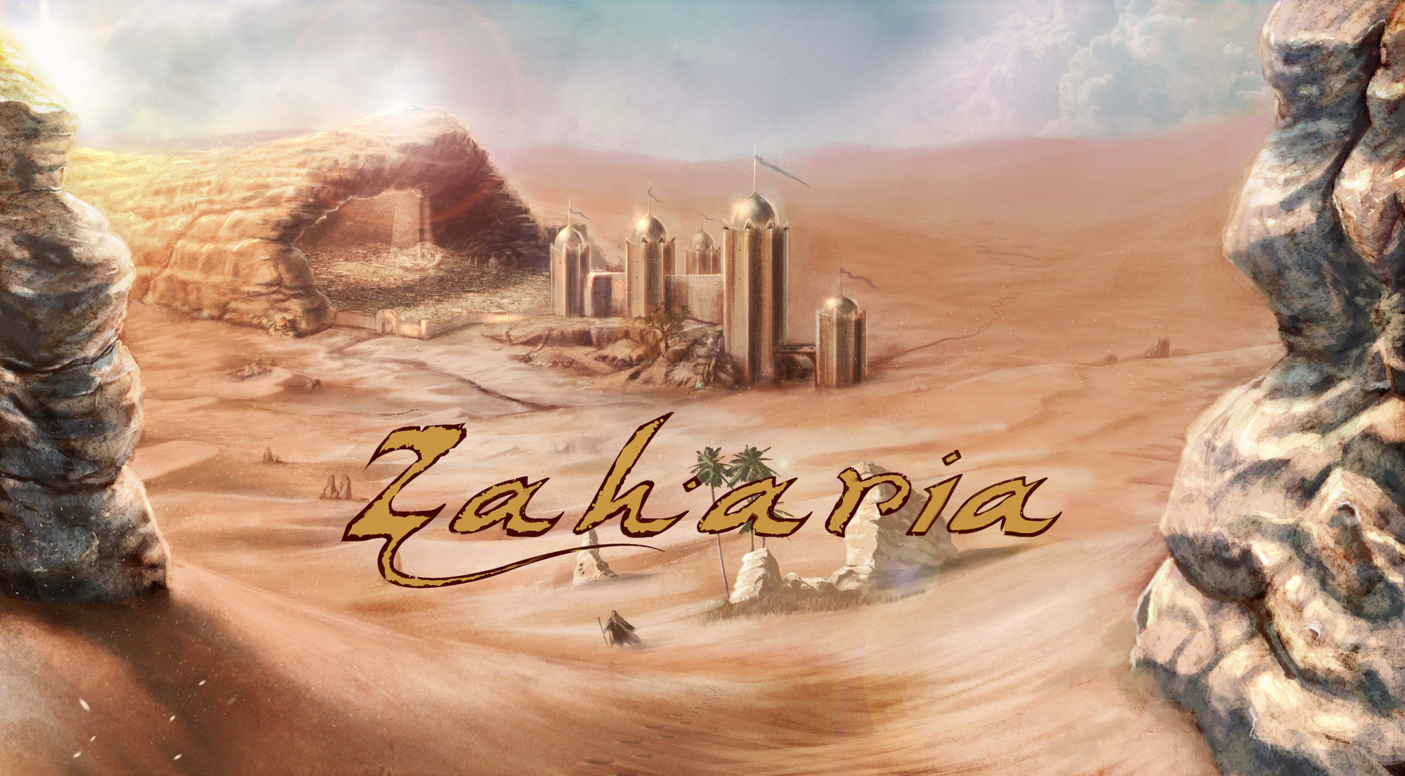 Zaharia is on Kickstarter!
