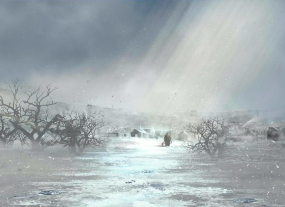 Project Frozen World, our new project