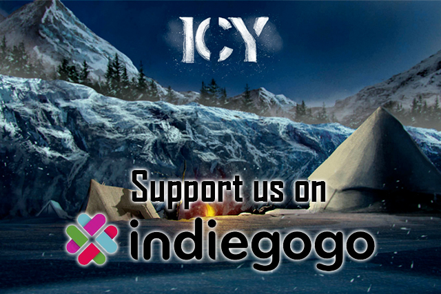 Icy is on Indiegogo!